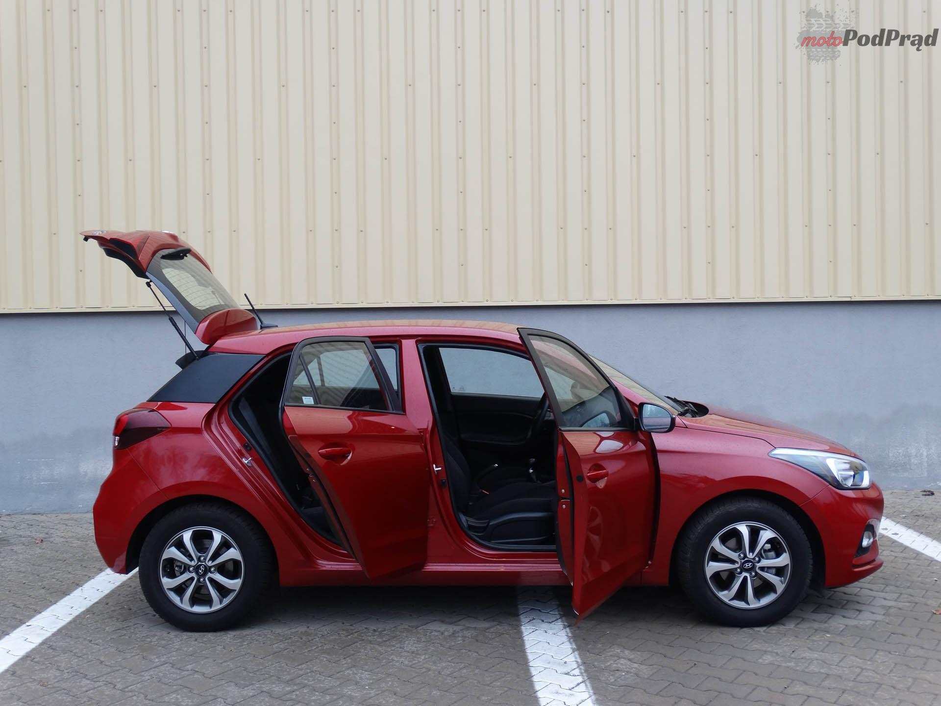 hyundai i20 2 Test: Hyundai i20 1.2 MPI 84 KM   nie tylko miejski