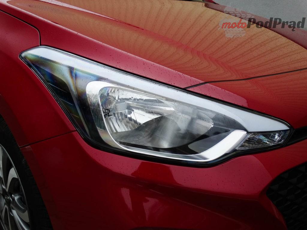 hyundai i20 4 1024x768 Test: Hyundai i20 1.2 MPI 84 KM   nie tylko miejski