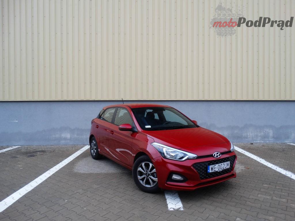 hyundai i20 6 1024x768 Test: Hyundai i20 1.2 MPI 84 KM   nie tylko miejski