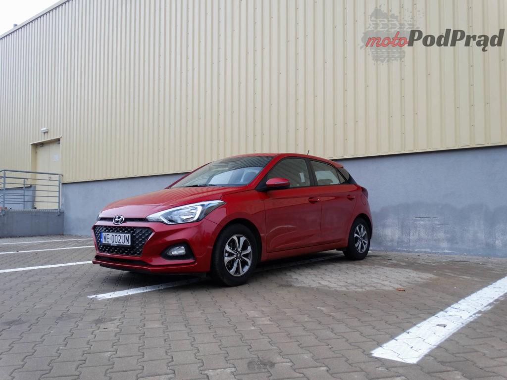 hyundai i20 7 1024x768 Test: Hyundai i20 1.2 MPI 84 KM   nie tylko miejski