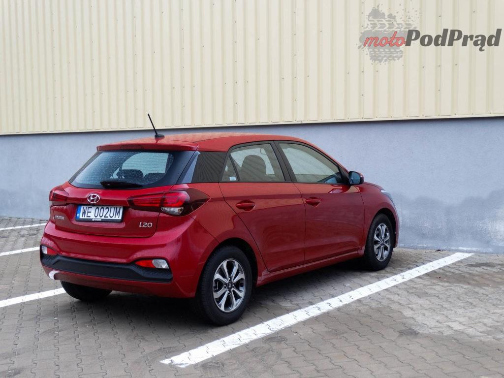 hyundai i20 8 1024x768 Test: Hyundai i20 1.2 MPI 84 KM   nie tylko miejski