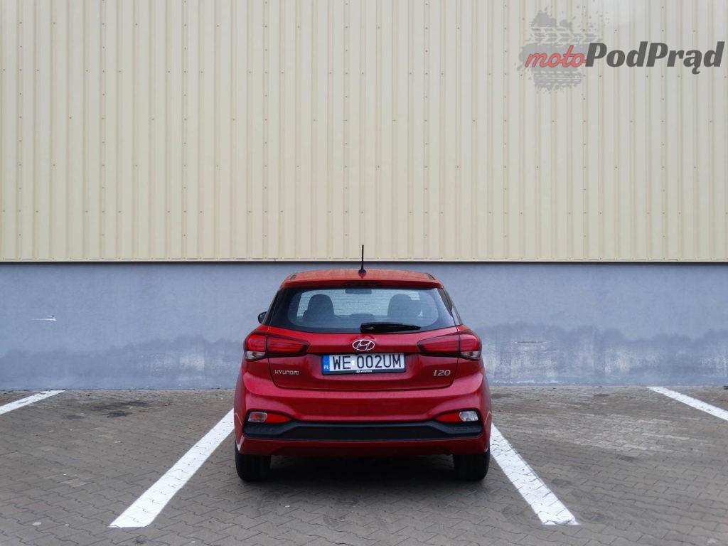hyundai i20 9 1024x768 Test: Hyundai i20 1.2 MPI 84 KM   nie tylko miejski