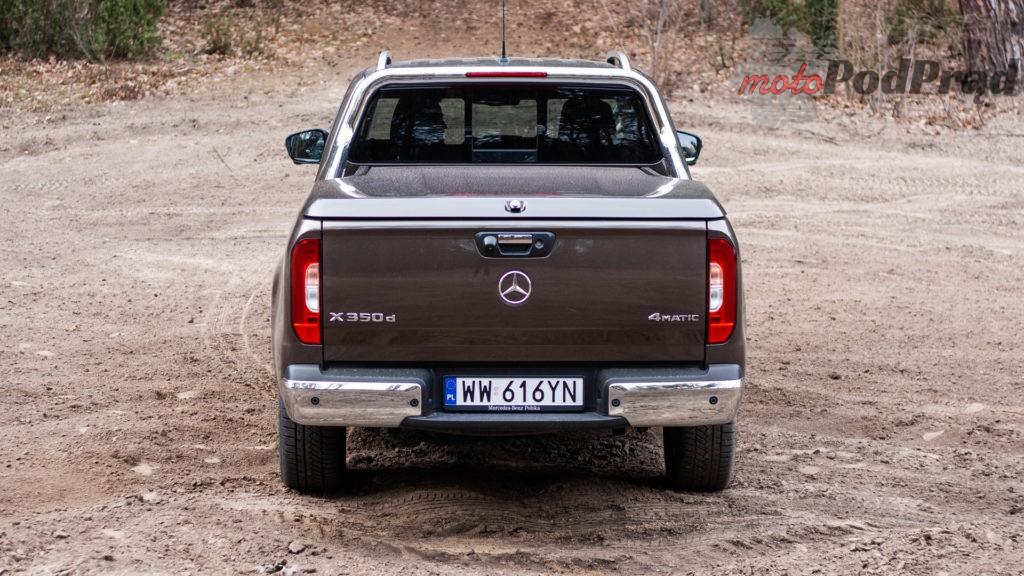 mercedes X 350d 11 1024x576 Porównanie: Volkswagen Amarok Aventura V6 3.0 TDI VS. Mercedes X350d V6 – mocarny pojedynek