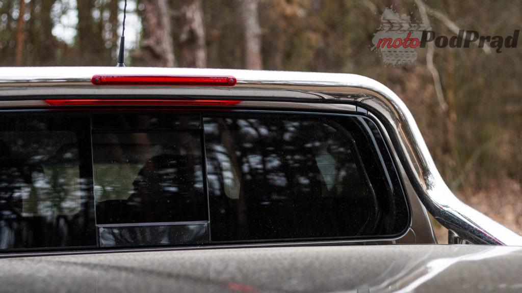 mercedes X 350d 12 1024x576 Porównanie: Volkswagen Amarok Aventura V6 3.0 TDI VS. Mercedes X350d V6 – mocarny pojedynek