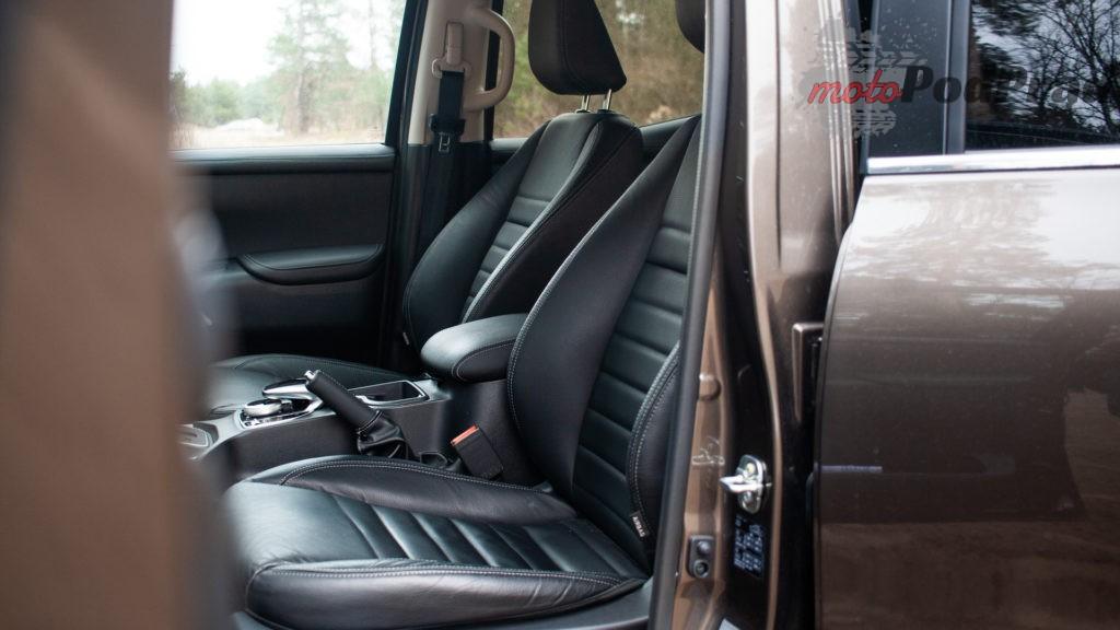 mercedes X 350d 30 1024x576 Porównanie: Volkswagen Amarok Aventura V6 3.0 TDI VS. Mercedes X350d V6 – mocarny pojedynek