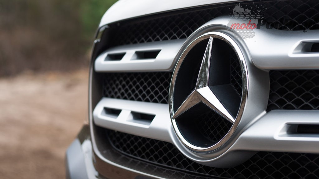 mercedes X 350d 6 1024x576 Porównanie: Volkswagen Amarok Aventura V6 3.0 TDI VS. Mercedes X350d V6 – mocarny pojedynek