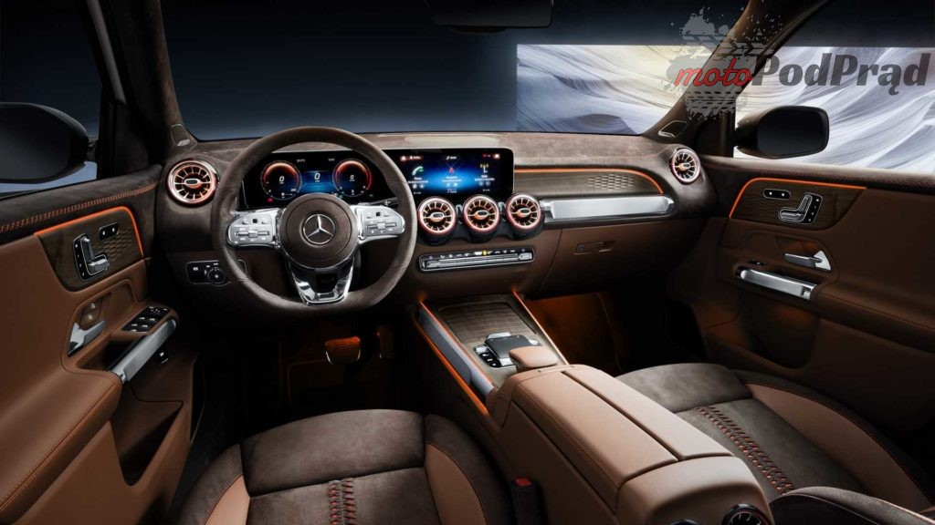 mercedes bens concept glb 1 1024x576 Nowy Mercedes GLB to 7 miejscowy, kompaktowy crossover