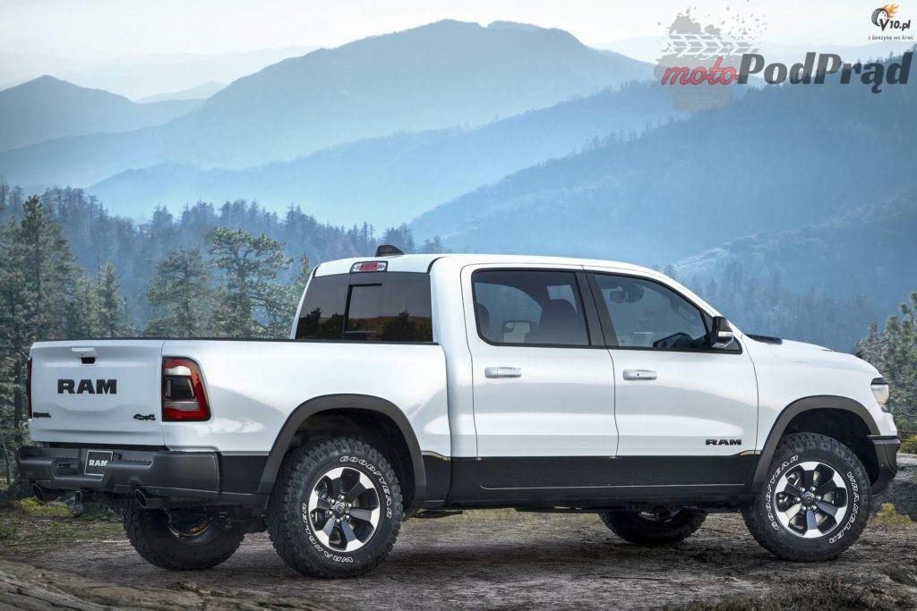 ram 1500 rebel 12 4 1024x683 Ucieczka od downsizingu   nowe modele Dodge już w Polsce