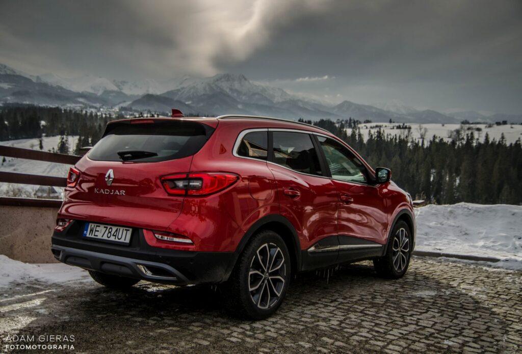 renault kadjar 2 1024x695 Test: Renault Kadjar 1.3 TCe FAP   lifting czy coś więcej?