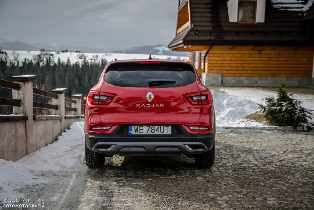 renault kadjar 4 1024x686 Test: Renault Kadjar 1.3 TCe FAP   lifting czy coś więcej?