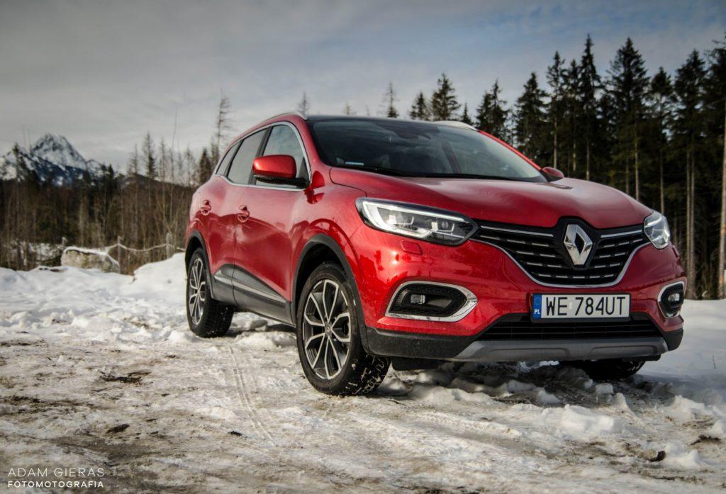 renault kadjar 6 1024x697 Test: Renault Kadjar 1.3 TCe FAP   lifting czy coś więcej?