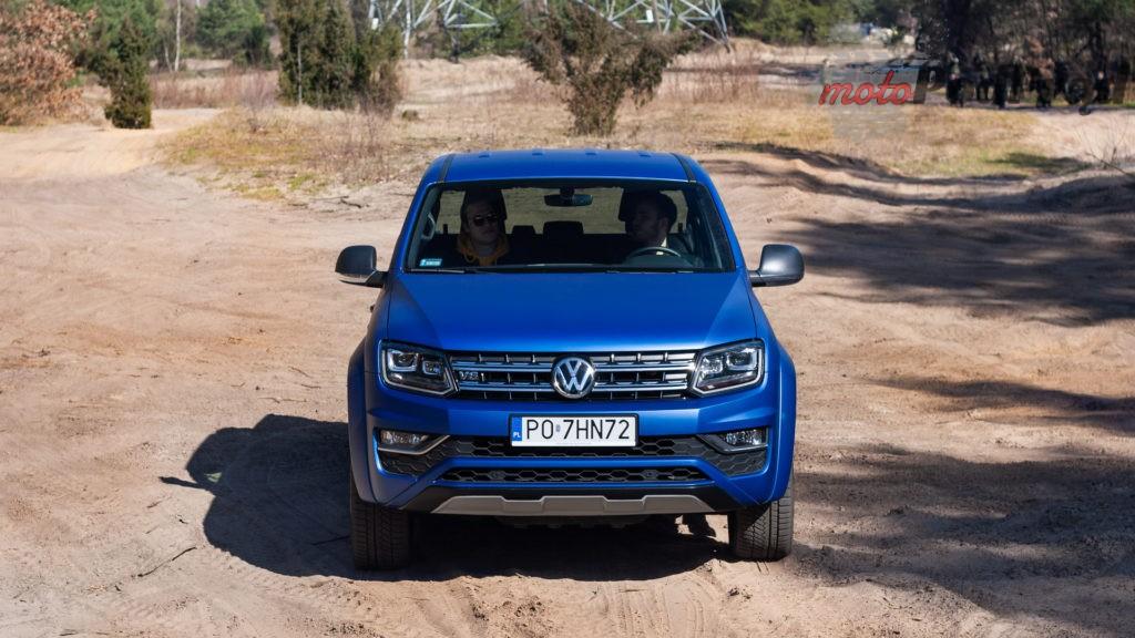 volkswagen amarok v6 2 1024x576 Porównanie: Volkswagen Amarok Aventura V6 3.0 TDI VS. Mercedes X350d V6 – mocarny pojedynek