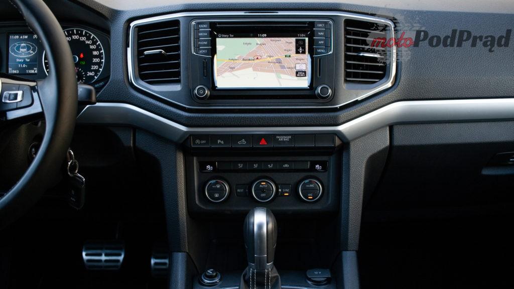 volkswagen amarok v6 20 1024x576 Volkswagen Amarok Aventura V6 3.0 TDI VS. Mercedes X350d V6 – mocarny pojedynek