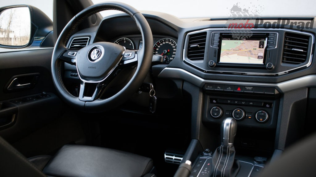 volkswagen amarok v6 21 1024x576 Volkswagen Amarok Aventura V6 3.0 TDI VS. Mercedes X350d V6 – mocarny pojedynek