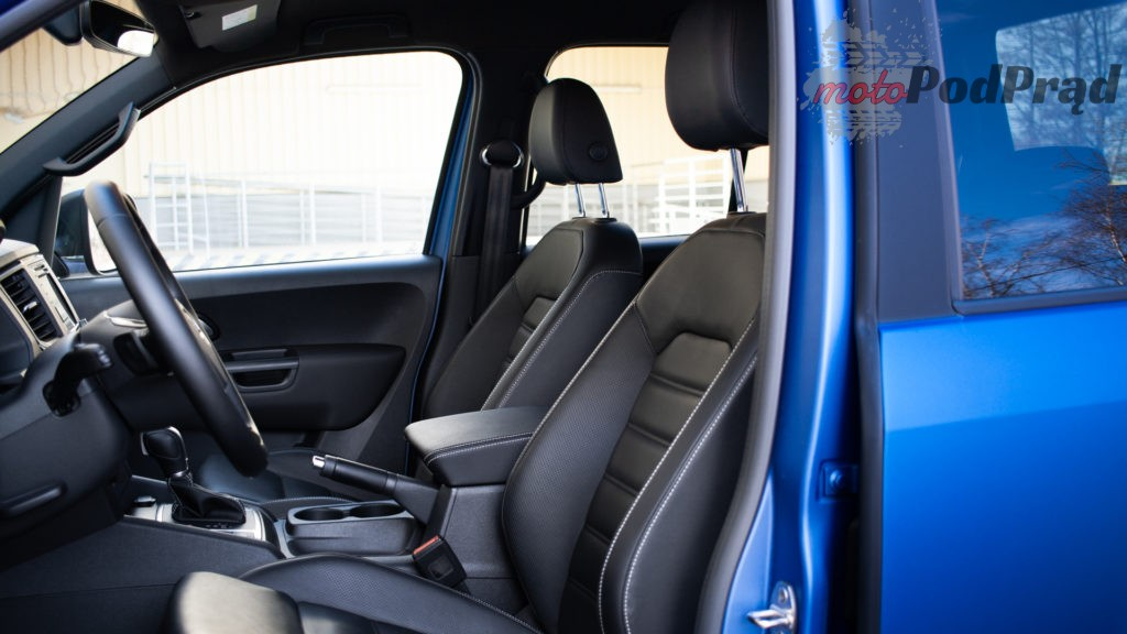 volkswagen amarok v6 29 1024x576 Porównanie: Volkswagen Amarok Aventura V6 3.0 TDI VS. Mercedes X350d V6 – mocarny pojedynek