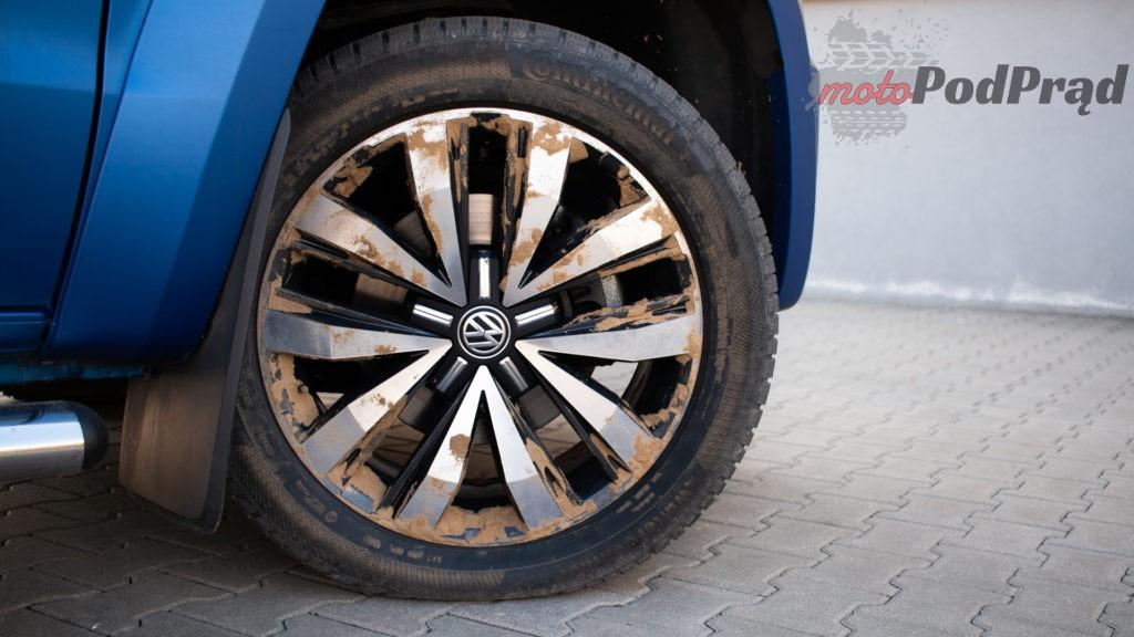 volkswagen amarok v6 30 1024x576 Porównanie: Volkswagen Amarok Aventura V6 3.0 TDI VS. Mercedes X350d V6 – mocarny pojedynek