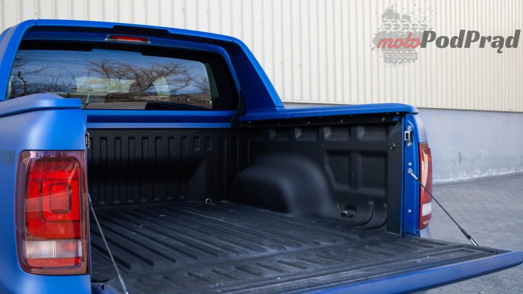 volkswagen amarok v6 32 1024x576 Porównanie: Volkswagen Amarok Aventura V6 3.0 TDI VS. Mercedes X350d V6 – mocarny pojedynek