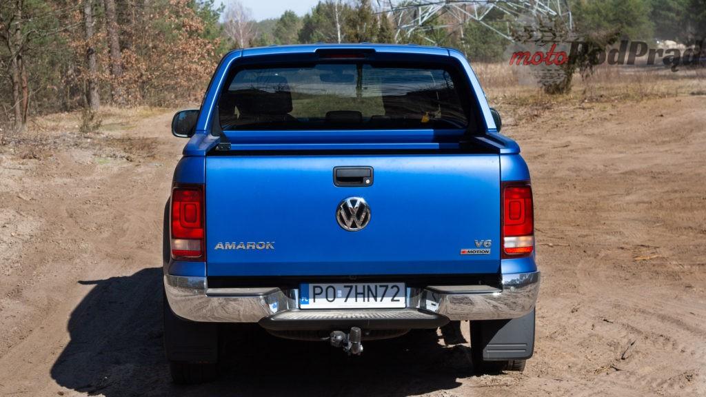 volkswagen amarok v6 6 1024x576 Porównanie: Volkswagen Amarok Aventura V6 3.0 TDI VS. Mercedes X350d V6 – mocarny pojedynek