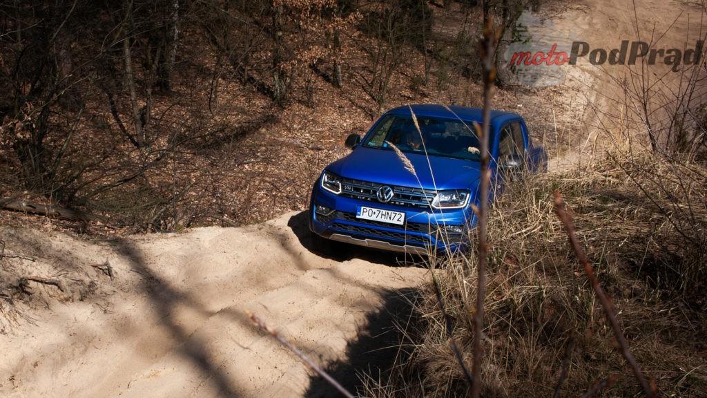 volkswagen amarok v6 8 1024x576 Porównanie: Volkswagen Amarok Aventura V6 3.0 TDI VS. Mercedes X350d V6 – mocarny pojedynek