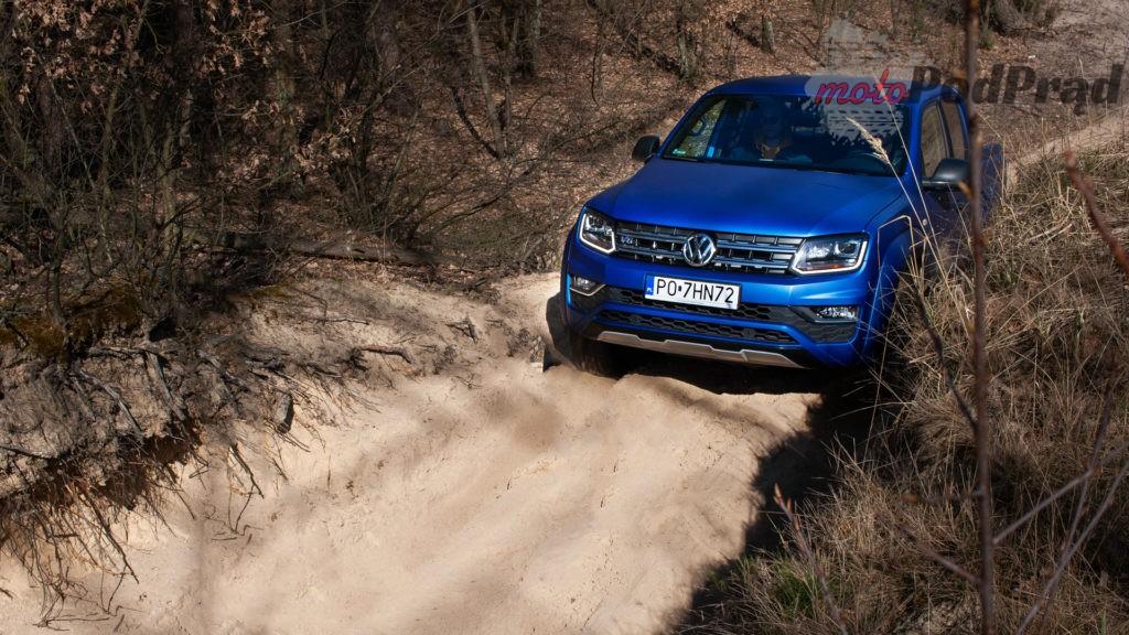 volkswagen amarok v6 9 1024x576 Porównanie: Volkswagen Amarok Aventura V6 3.0 TDI VS. Mercedes X350d V6 – mocarny pojedynek