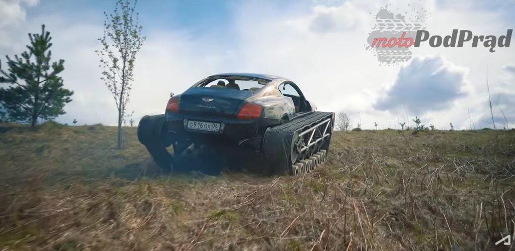 2019 05 13 16 09 40 Bentley Ultratank. Первый выезд. YouTube 1024x500 Zrobili z Bentleya czołg