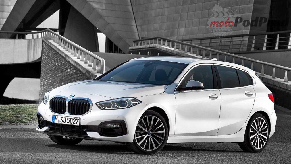 2019 bmw 1er 1 1024x576 Nowe BMW serii 1   klient zawsze ma rację
