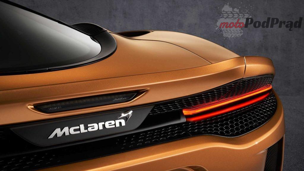 2019 mclaren gt 3 1024x576 McLaren GT   zdefiniowany na nowo