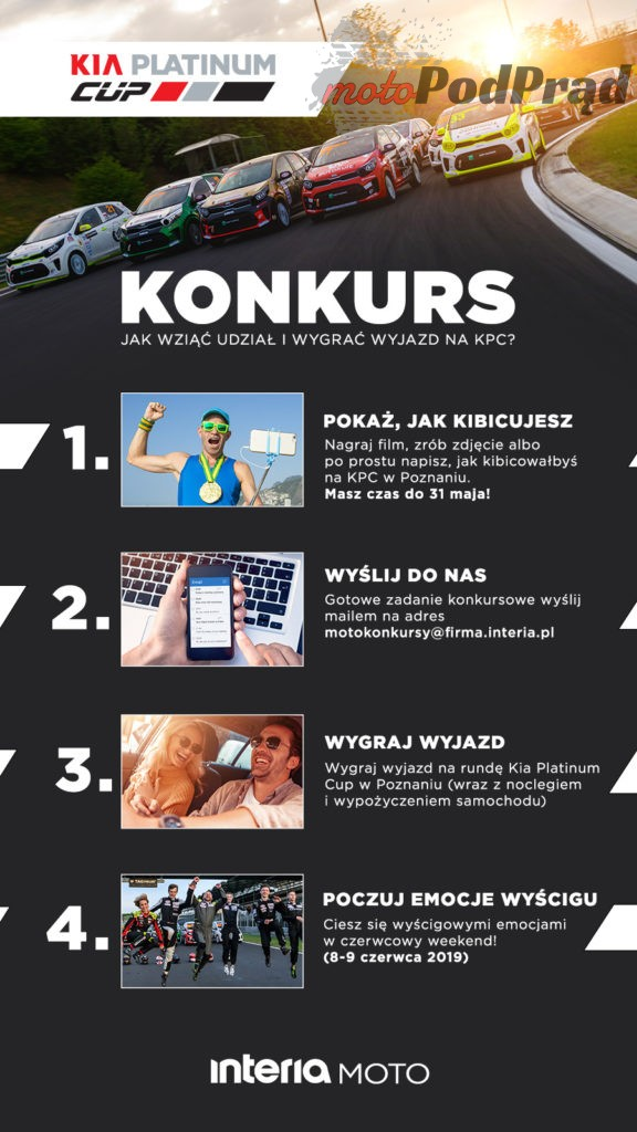 20190508 kia infografika 576x1024 Chcesz zobaczyć wyścig na żywo? Konkurs KIA PLATINUM CUP