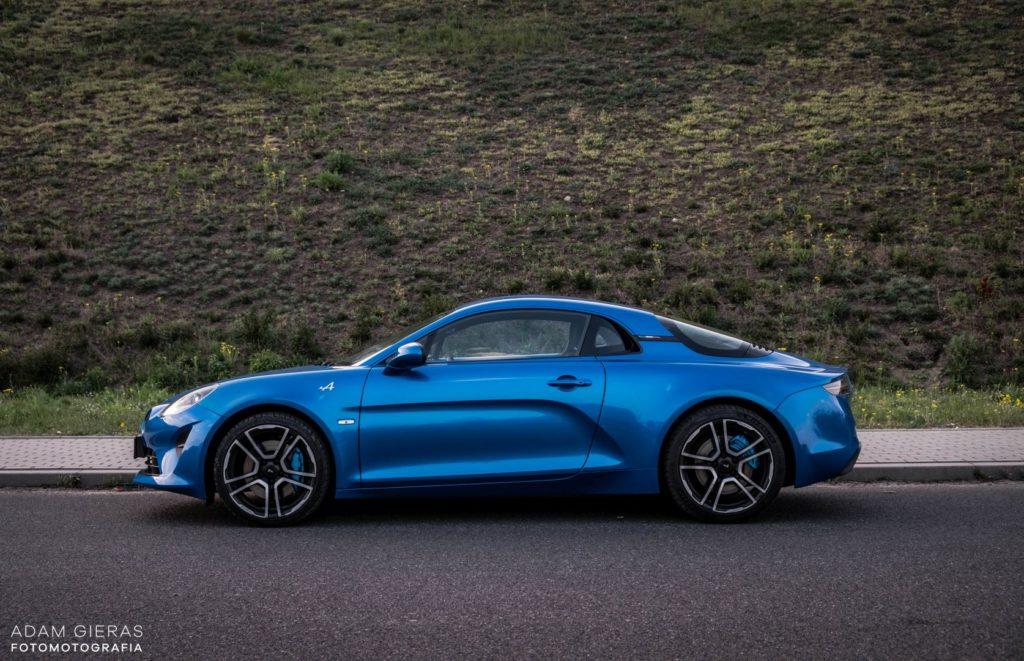 Alpine A110 1 1024x661 Test: Alpine A110 Premiere Edition   dla takich aut warto żyć