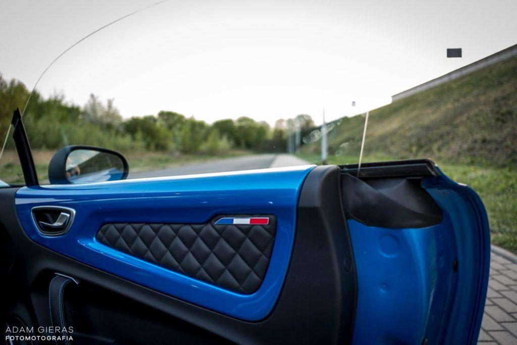 Alpine A110 11 1024x683 Test: Alpine A110 Premiere Edition   dla takich aut warto żyć