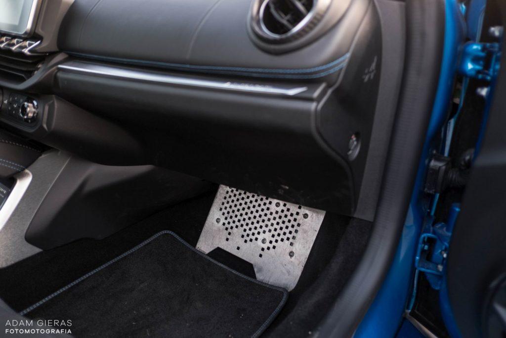 Alpine A110 13 1024x683 Test: Alpine A110 Premiere Edition   dla takich aut warto żyć