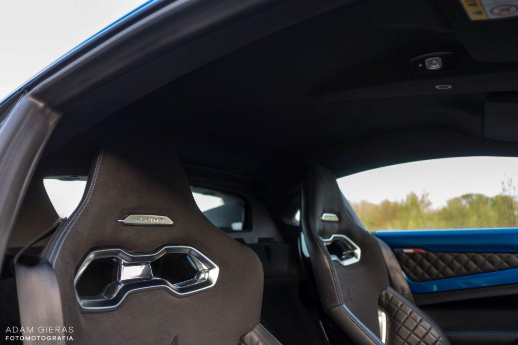 Alpine A110 14 1024x683 Test: Alpine A110 Premiere Edition   dla takich aut warto żyć