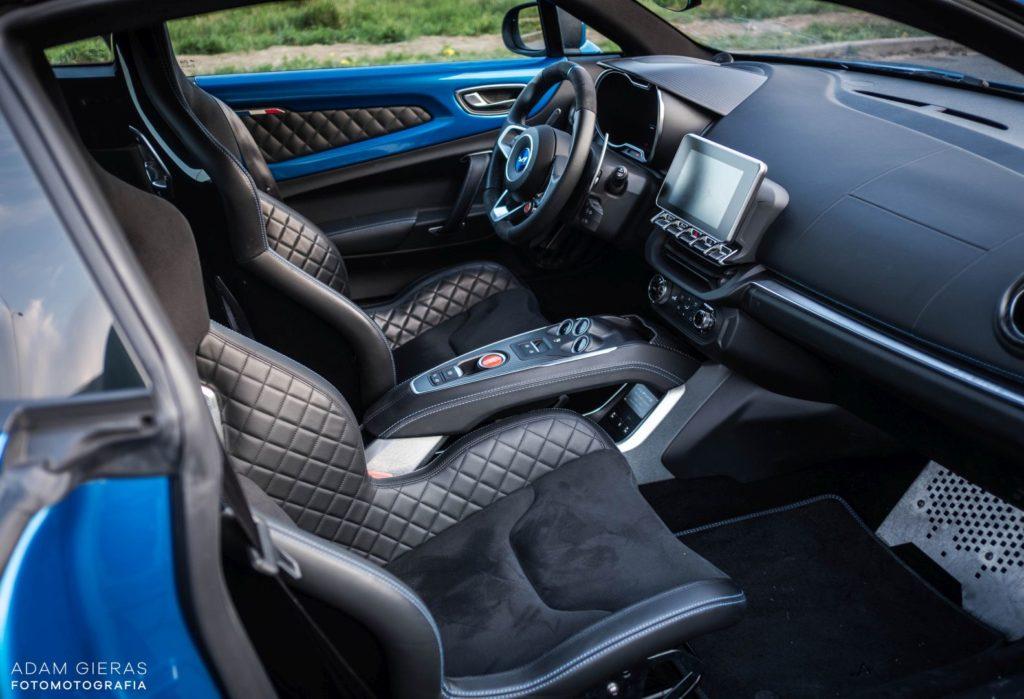 Alpine A110 15 1024x699 Test: Alpine A110 Premiere Edition   dla takich aut warto żyć