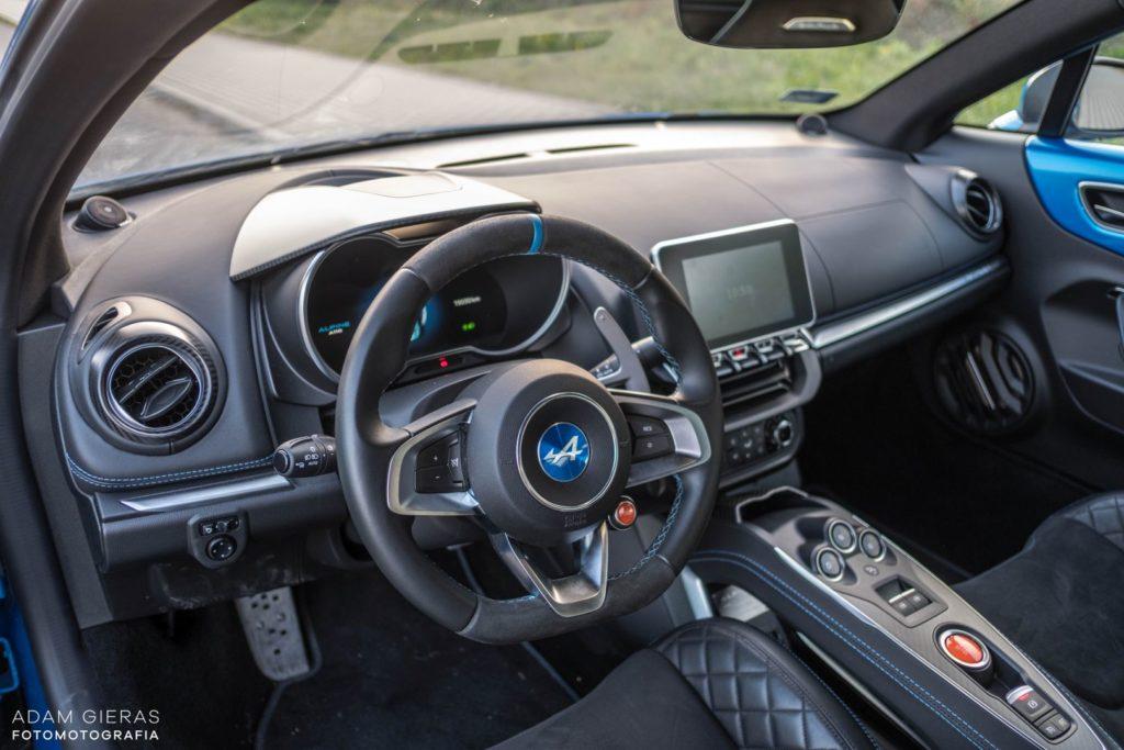 Alpine A110 20 1024x683 Test: Alpine A110 Premiere Edition   dla takich aut warto żyć