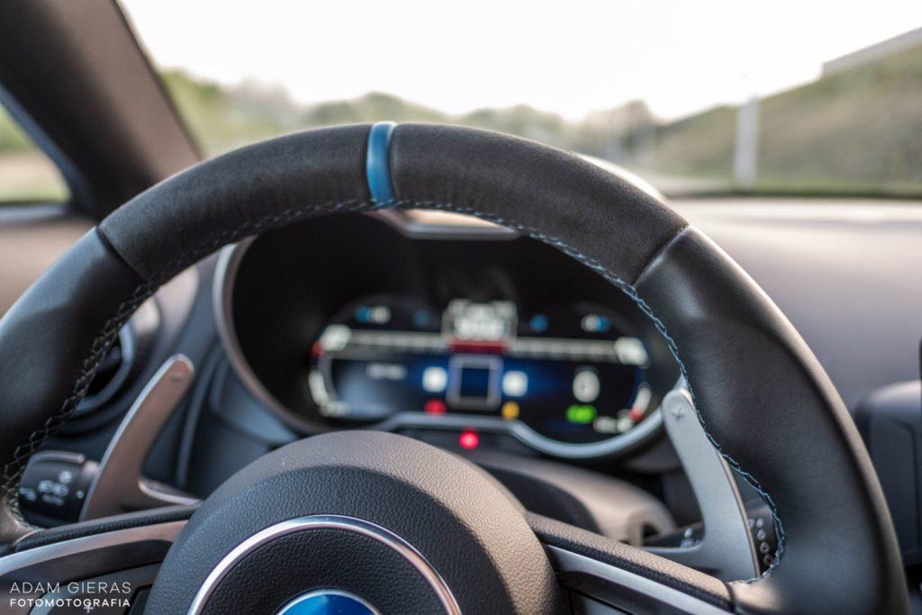 Alpine A110 22 1024x683 Test: Alpine A110 Premiere Edition   dla takich aut warto żyć