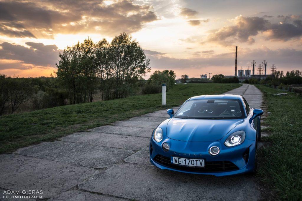 Alpine A110 28 1024x683 Test: Alpine A110 Premiere Edition   dla takich aut warto żyć