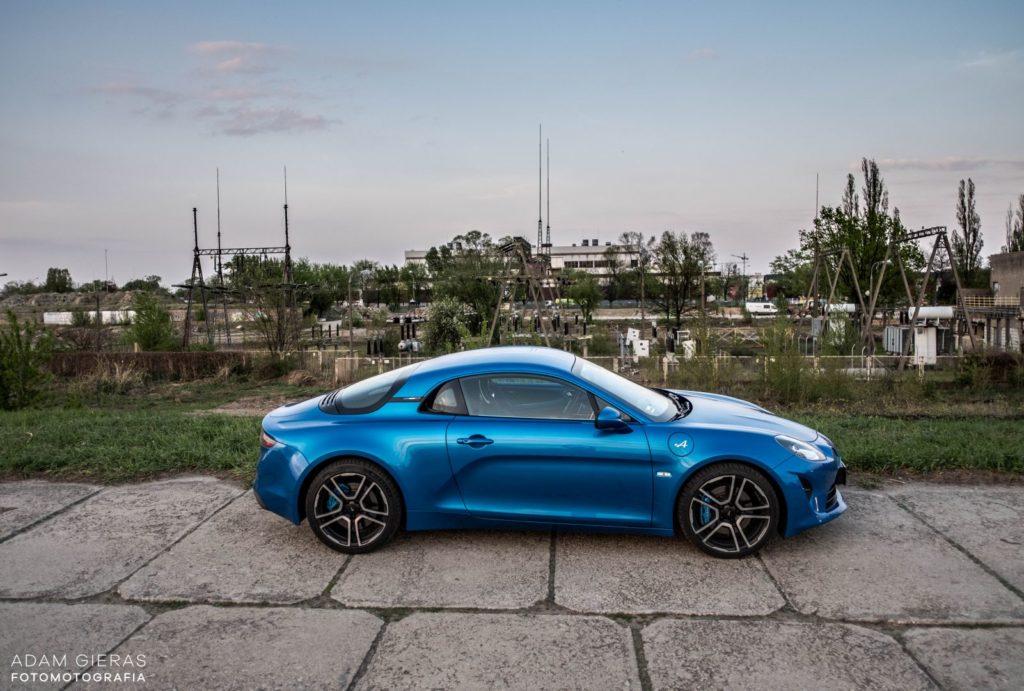 Alpine A110 29 1024x691 Test: Alpine A110 Premiere Edition   dla takich aut warto żyć
