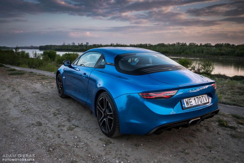 Alpine A110 31 1024x683 Test: Alpine A110 Premiere Edition   dla takich aut warto żyć