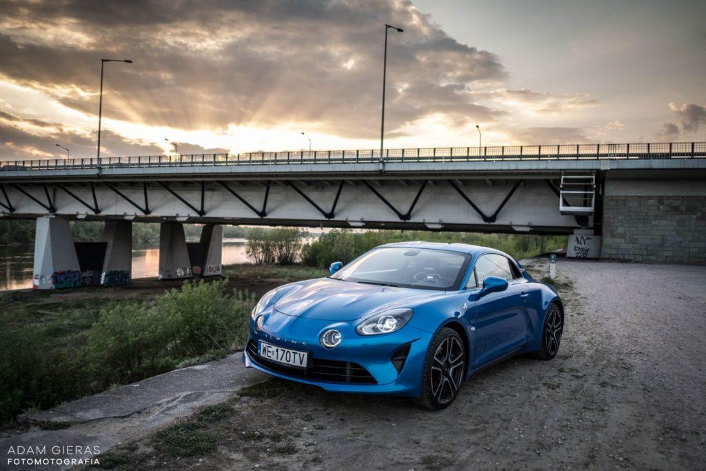 Alpine A110 32 1024x683 Test: Alpine A110 Premiere Edition   dla takich aut warto żyć