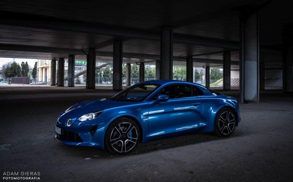 Alpine A110 35 1024x638 Te samochody zapadają w pamięć   Top5 testów w 2019