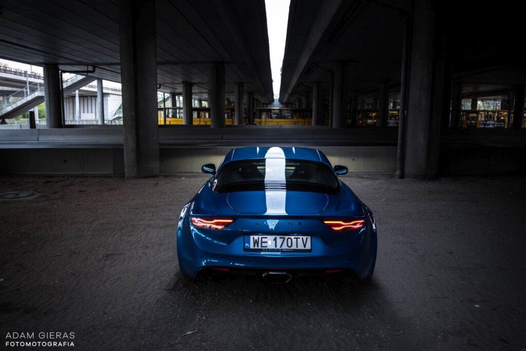 Alpine A110 36 1024x683 Test: Alpine A110 Premiere Edition   dla takich aut warto żyć