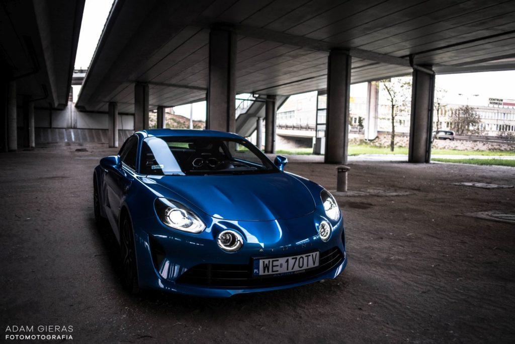 Alpine A110 37 1024x683 Test: Alpine A110 Premiere Edition   dla takich aut warto żyć