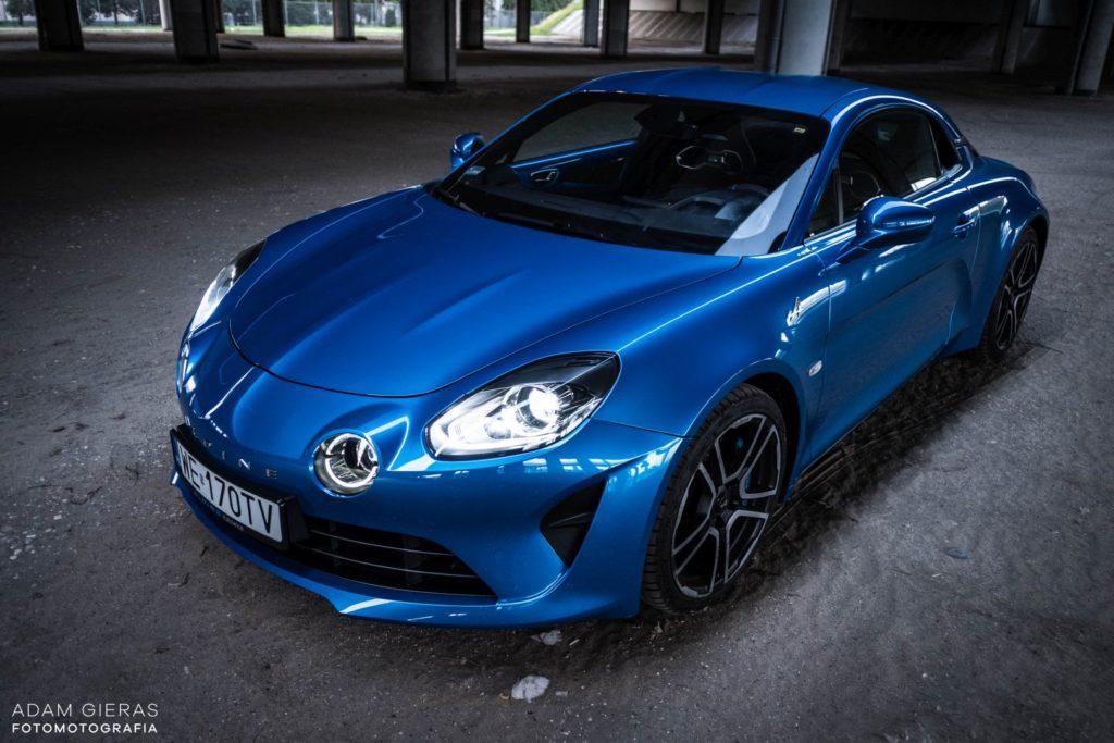 Alpine A110 38 1024x683 Test: Alpine A110 Premiere Edition   dla takich aut warto żyć