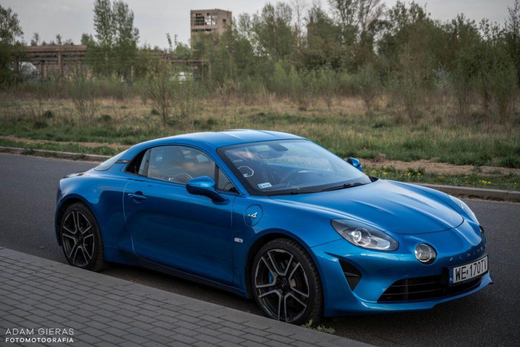 Alpine A110 4 1024x683 Test: Alpine A110 Premiere Edition   dla takich aut warto żyć