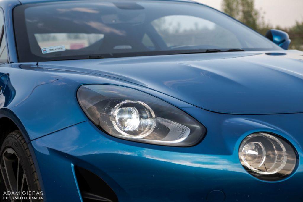 Alpine A110 8 1024x683 Test: Alpine A110 Premiere Edition   dla takich aut warto żyć