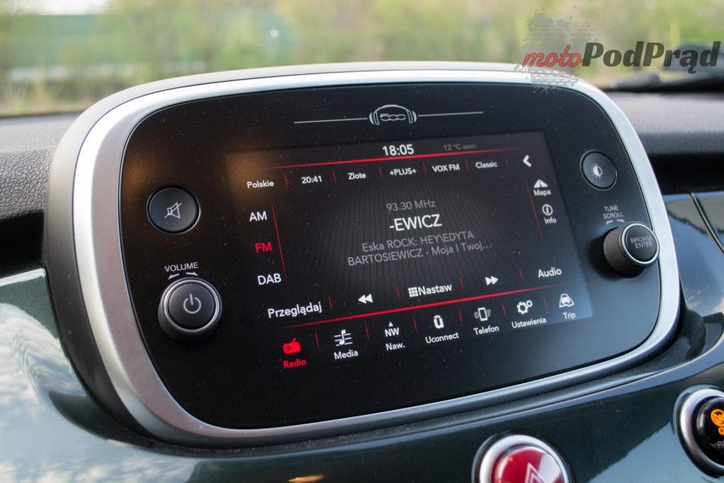 DSC 1929 1024x683 Test: Fiat 500X 1.0 120 KM   1320 kg sympatii
