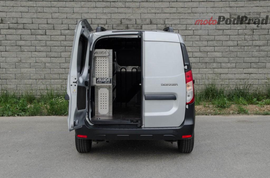 Dacia Dokker 1 1024x678 Test: Dacia Dokker VAN – mobilny serwis szybkiego reagowania