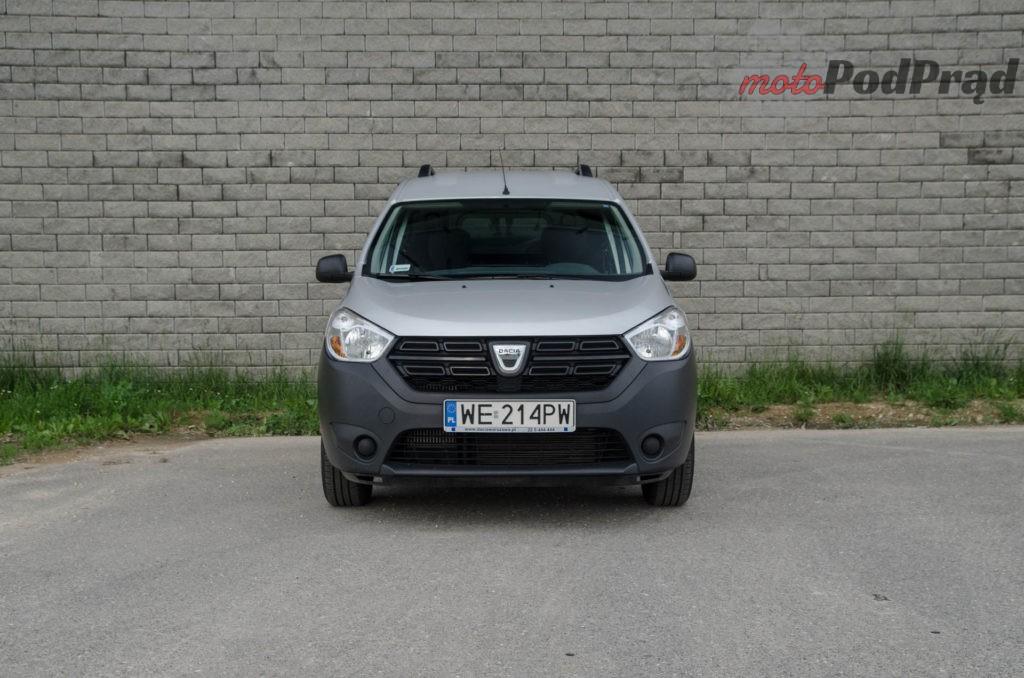 Dacia Dokker 13 1024x678 Test: Dacia Dokker VAN – mobilny serwis szybkiego reagowania