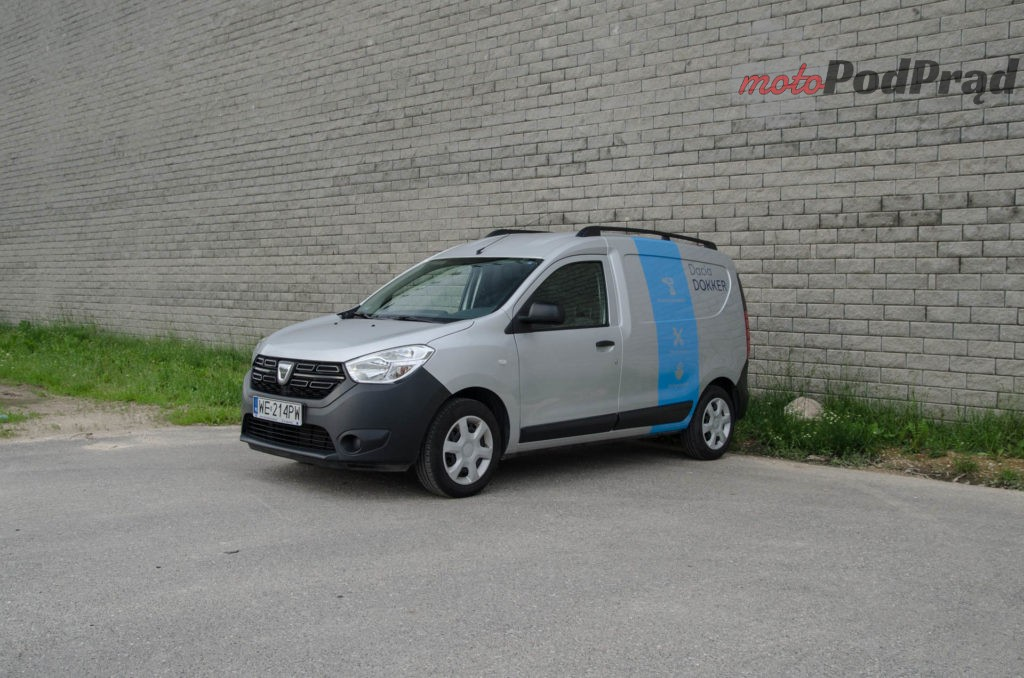 Dacia Dokker 14 1024x678 Test: Dacia Dokker VAN – mobilny serwis szybkiego reagowania