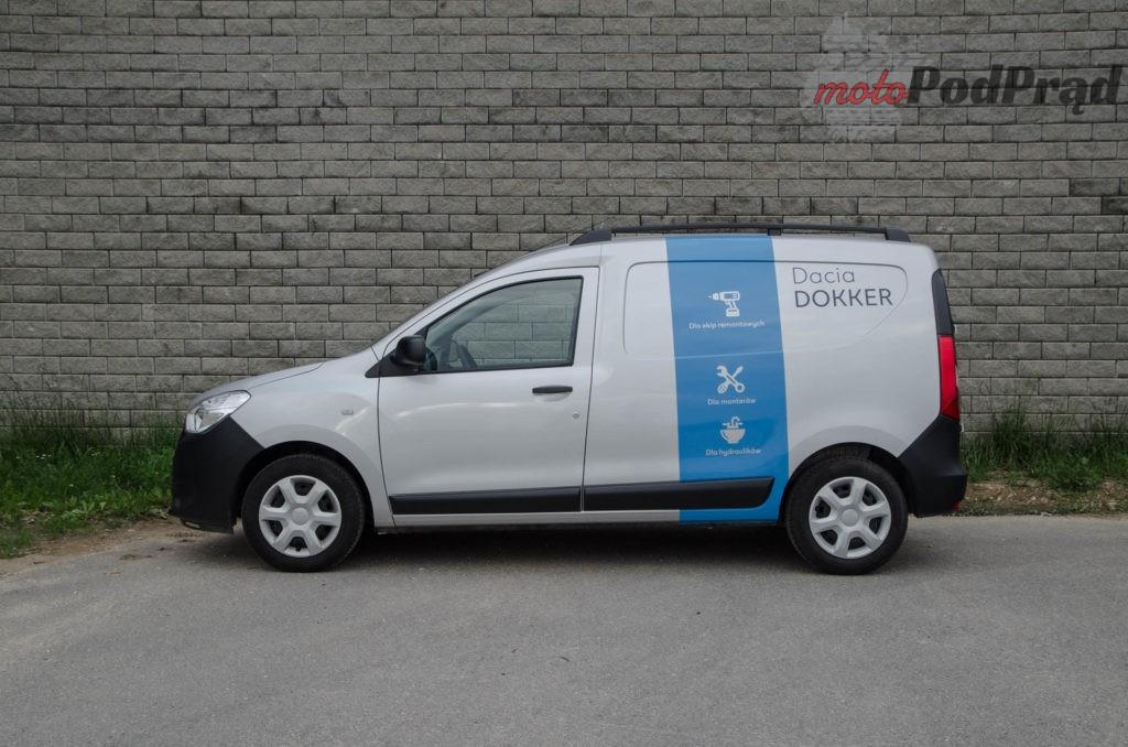 Dacia Dokker 2 1024x678 Test: Dacia Dokker VAN – mobilny serwis szybkiego reagowania